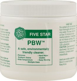 Beer Five Star PBW 1lb Jar