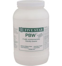 Beer Five Star PBW - 8 lb Jar