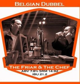 Beer The Friar & The Chef (Abbey Dubbel) - PBS Kit