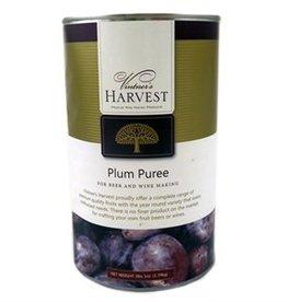 Vintner's Harvest Plum Puree- 49 oz