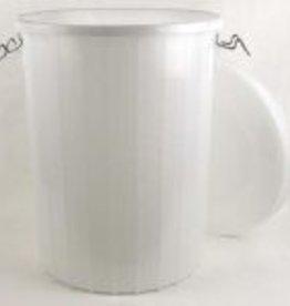 Wine 12 Gallon poly primary fermenter bucket