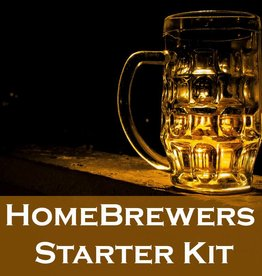 Beer PBS Homebrewers Starter Kit / 5 Gallon