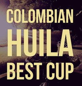 Coffee Colombian Huila Best Cup 1lb Whole Bean