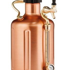 Growler Werks uKeg 128 Copper Mini Keg