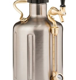 Growler Werks uKeg 128 Stainless Steel Mini Keg