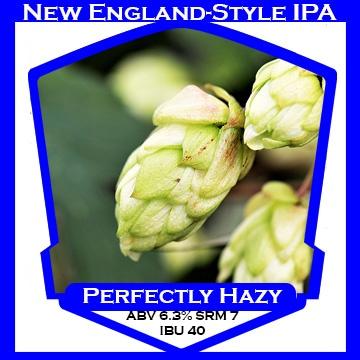 Beer Perfectly Hazy IPA - PBS Kit