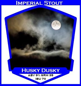 Husky Dusky Imperial Stout- PBS Kit