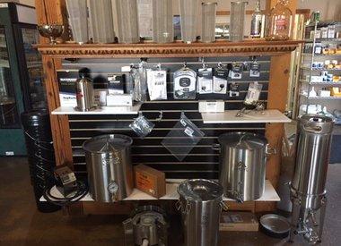 Brew Shop Favorites