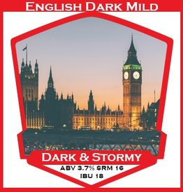 Beer Dark and Balmy English Mild- PBS Kit
