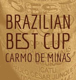 Old Crown Brazillian Carmo De Minas Best Cup Award