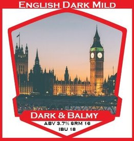 Dark and Balmy English Mild- PBS Kit