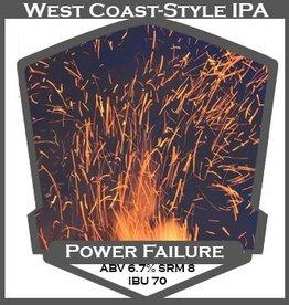 Power Failure IPA- PBS Kit