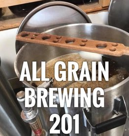 Intro to All Grain Brewing 4/28/18