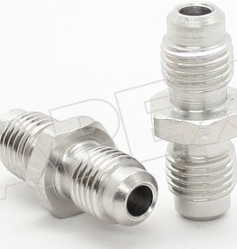 """Draft Hardware 1/4"""" to 1/4"""" Male Flare Thread Adapter"""