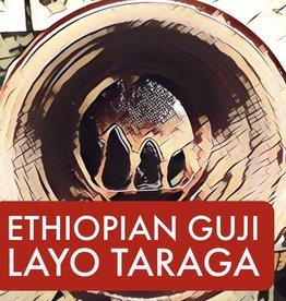 Coffee Ethiopian Guji Layo Taraga 1 Lb  Whole Bean