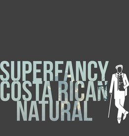 Coffee SuperFancy Costa Rican Natural Whole Bean 1 Lb