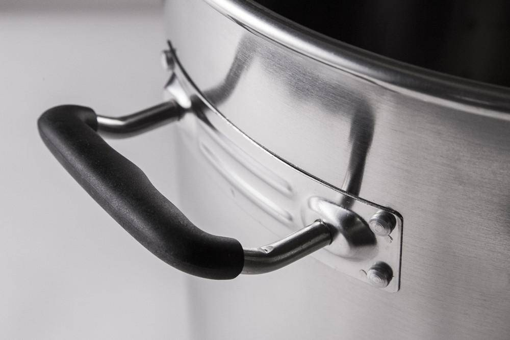 Spike 10 Gallon Brew Kettle- 2 Vertical Couplers