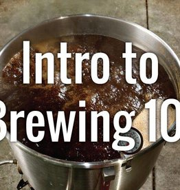 Intro to Brewing 11/14/2018