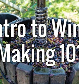 Intro to Wine 11/10/2018