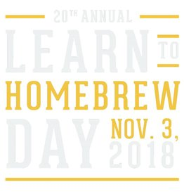 Learn to Homebrew Day 11/3/2018