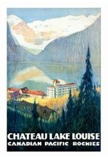 Vintage - Canadian Pacific - Lake Louise