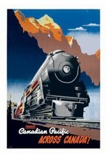 Eurographics Vintage - Canadian Pacific Train 1930