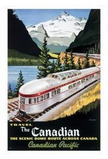 Vintage - Canadian Pacific Train 1955