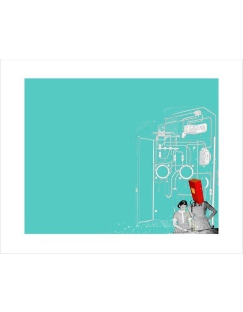 Vivid Print Adriean Koleric | Untitled 35