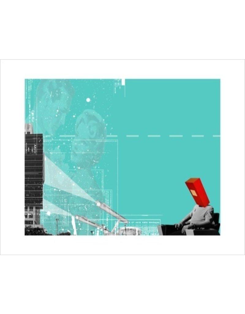 Vivid Print Adriean Koleric | Untitled 53