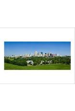 Vivid Print Michael Holly | Edmonton Skyline