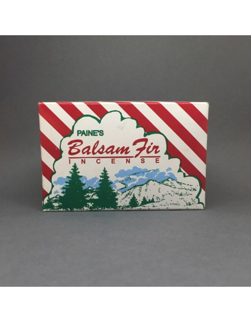 Paine's Paine's Balsam Fir Logs Incense 50