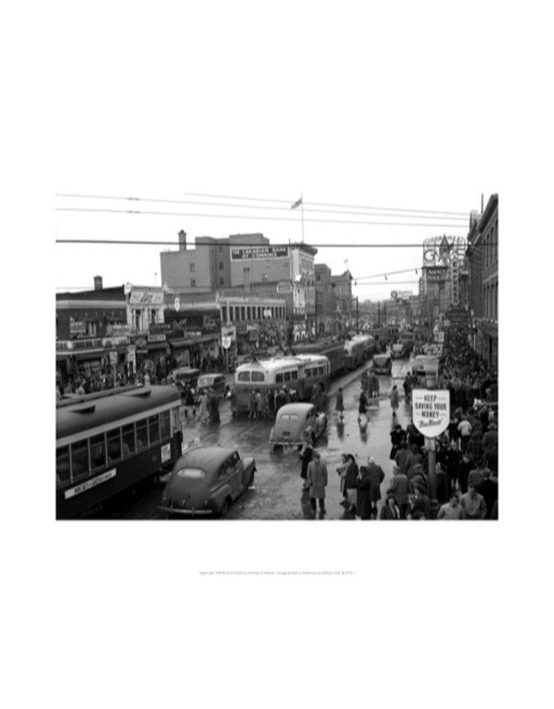 Vivid Archives Edmonton 1945