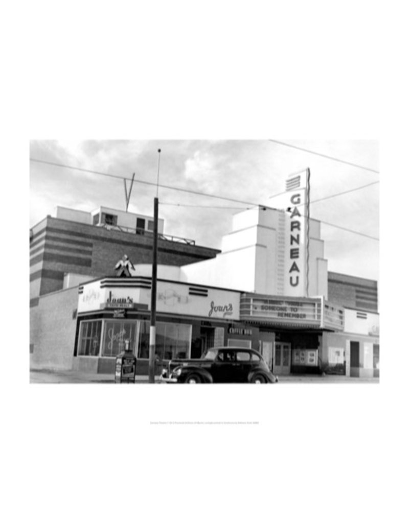 Vivid Archives Garneau Theatre 1943