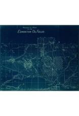 Mundy's Map of Edmonton Oil Fields