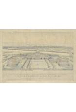 Vivid Print Plan of Legislature