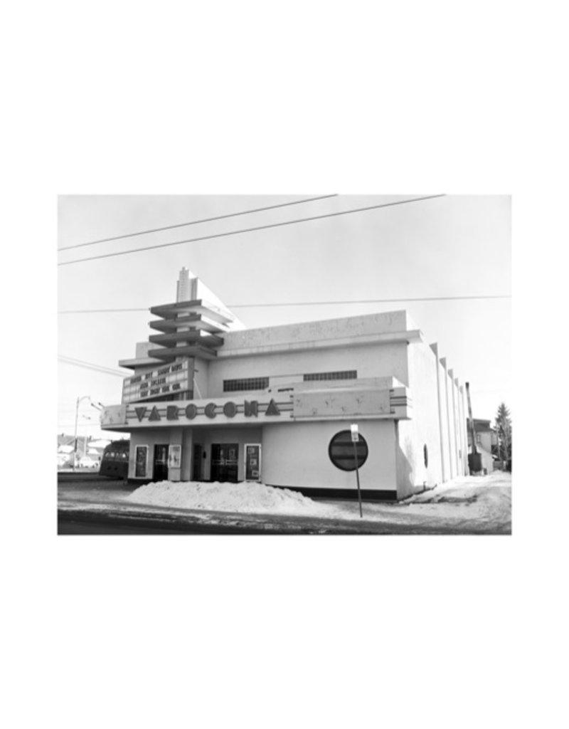 Vivid Archives Varscona Theatre In Edmonton February 1959