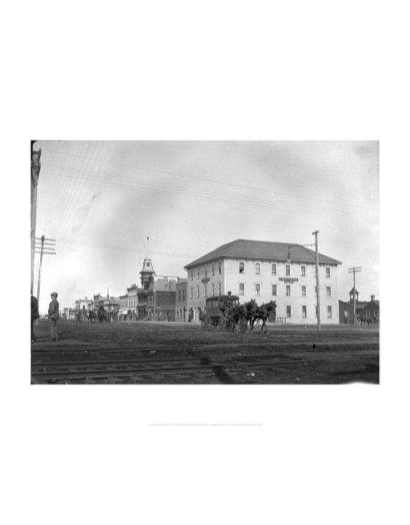 Vivid Archives Strathcona House 1907-1912
