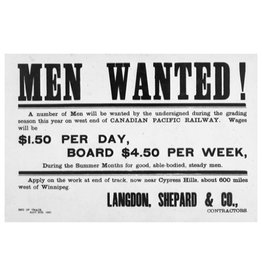 Eurographics Men Wanted!