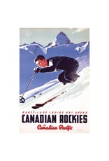 Eurographics Banff-Lake Louise Ski Areas, Canadian Rockies
