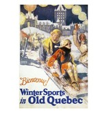 Eurographics Bienvenue! Winter Sports in Old Quebec