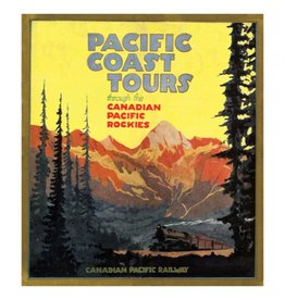 Eurographics Pacific Coast Tours through the Canadian Rockies