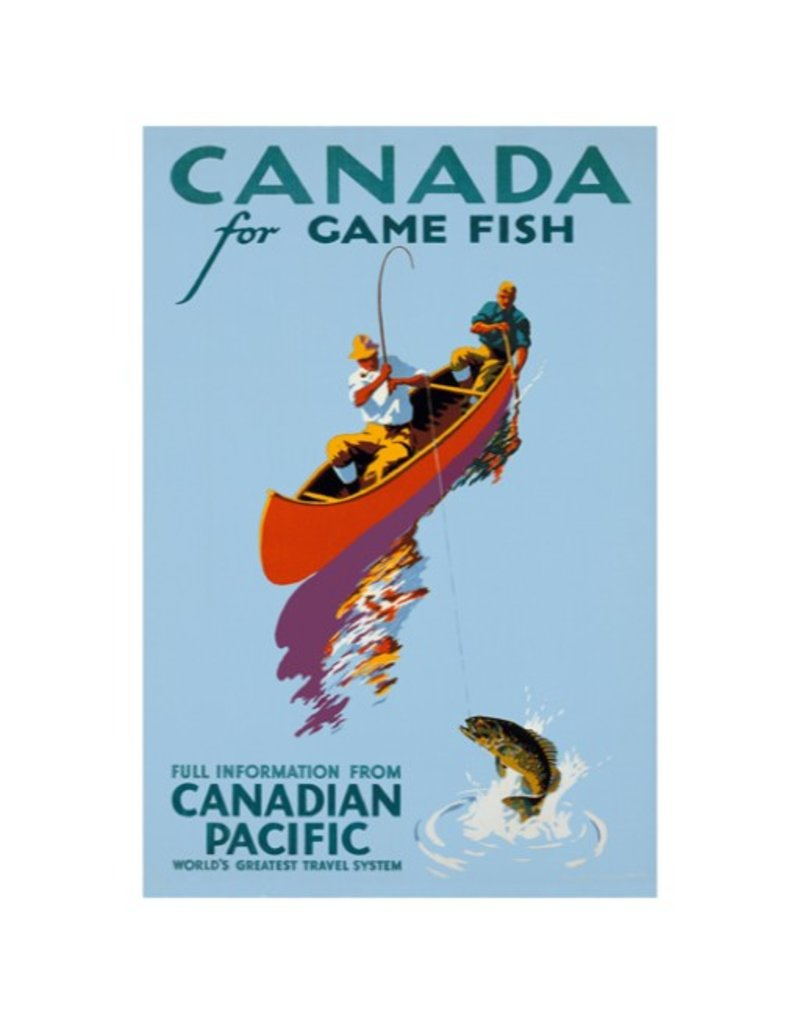 Eurographics Canada for Game Fish