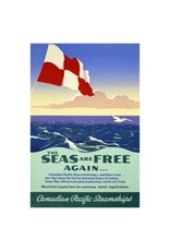 Eurographics The Seas are Free Again... Canadian Pacific Steamships
