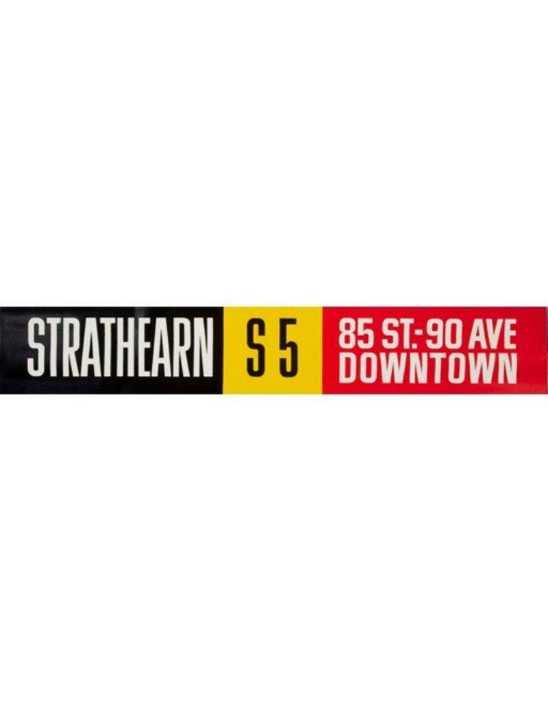 ETS Single Destination | Srathearn / 85 St. - 90 Ave Downtown