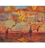 Eurographics MacDonald - Autumn Colours (Paper Giclee)