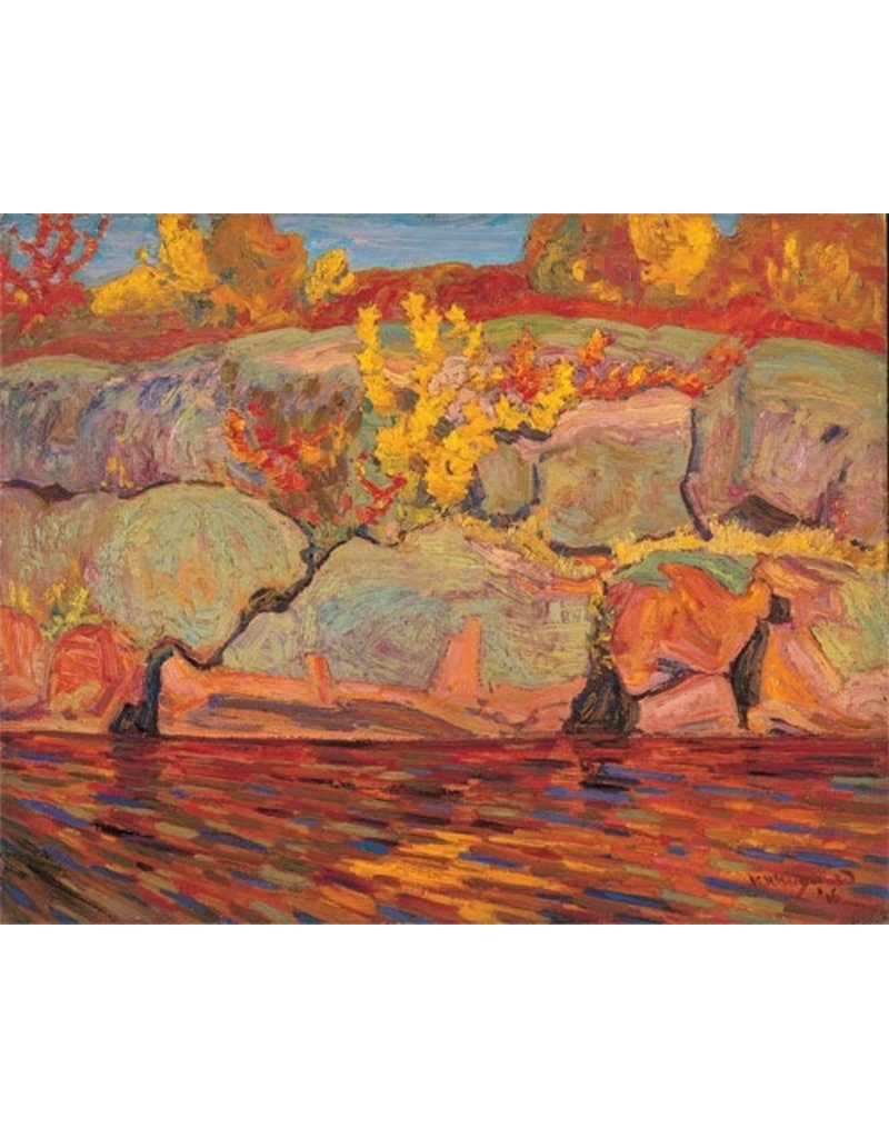 Eurographics MacDonald - Autumn Colours (Paper Giclee)