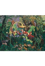 Eurographics Macdonald - The Tangled Garden (Paper Giclee)