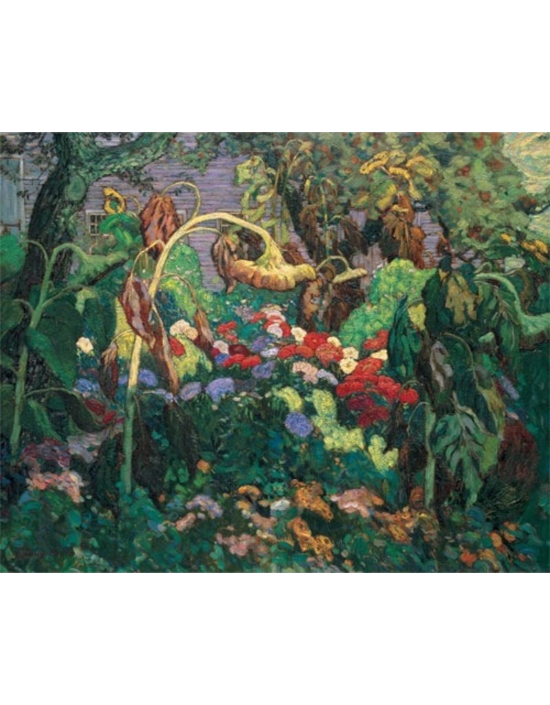 Macdonald - The Tangled Garden (Paper Giclee)