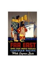 Eurographics To the Far East - Japan, China, Manila, Honolulu -