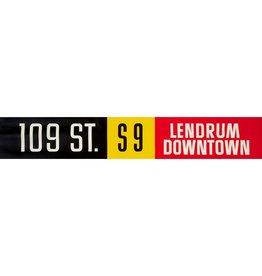 ETS Single Destination | 109 St. / Lendrum Downtown